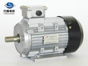 Yx3 Three Phase 4kw Cold Rolled Silicon Steel Aluminium Body Motor pictures & photos