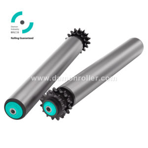 Double Steel Sprocket Accumulating Roller (3221) pictures & photos