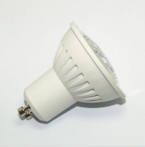 110-240V 5W 6W LED COB Spotlight/Aluminum LED Spotlight 5W COB GU10/COB LED Spotlight 5W GU10 pictures & photos