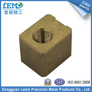 Brass CNC Machining Parts for Factory Automation (LM-0318B) pictures & photos