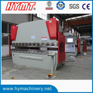 WE67K-100X3200 CNC Hydraulic Steel Plate Bending Machine pictures & photos