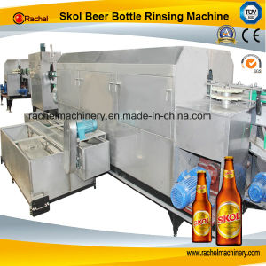Glass Bottle Automatic Cleaning Drying Machine pictures & photos