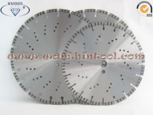 Turbo Diamond Saw Blade for Concrete Asphalt pictures & photos