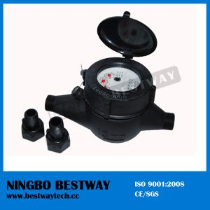 Ningbo Bestway Volumetric Plastic Dry Type Water Meter Price (BW-410) pictures & photos