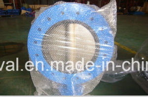 U Section Flanged Butterfly Valve pictures & photos