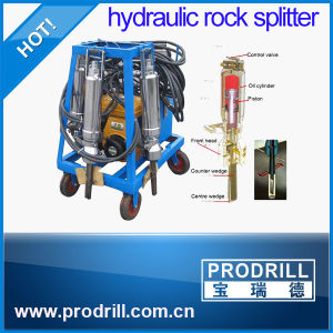 Hydraulic Cylinder Splitter on Demolition pictures & photos