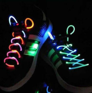 New Design Hot Sale LED Shoelaces pictures & photos
