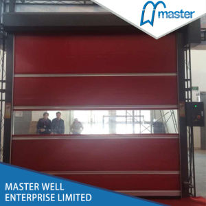 Hot Sale High Speed Rolling Door with Ce pictures & photos