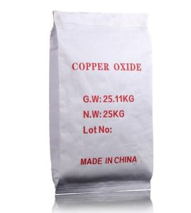 Factory Price Black Powder Ink Use Cuo Copper Oxider Price for Sale pictures & photos
