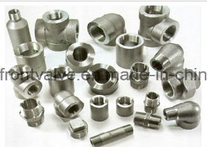 Forged Steel Threaded or Socket Welded Union pictures & photos