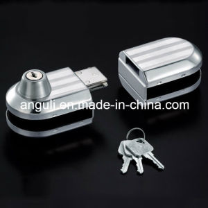 Stainless Steel Glass Door Lock (WT-1901) pictures & photos