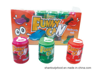 Fun Can Candy Granular Powder Candy pictures & photos