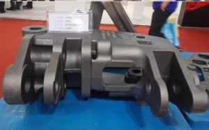 Ductile Iron Casting, Sand Casting, Jcb Kingpost Parts for Excavating Machinery pictures & photos