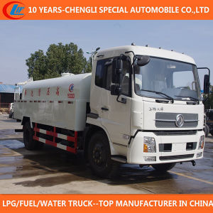 4X2 High Pressure Cleaning Truck 8cbm 10cbm Sewer Dredging Truck pictures & photos