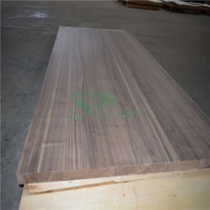 American Walnut Edge Glued Panel for Furniture pictures & photos