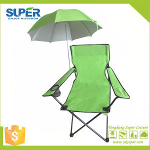 Cheap Folding Beach Chair with Umbrella (SP-115A) pictures & photos