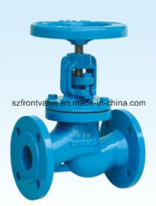 ANSI Cast Iron/Ductile Iron Globe Valve pictures & photos