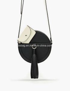 81e555ba5 China New Designer PU Tassel Fringed with Round Bag - China ...