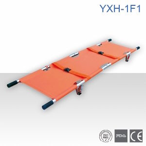 Aluminum Alloy Folding Stretcher Yxh-1f1 pictures & photos