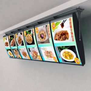 Ultra-Thin Light Box for Food pictures & photos