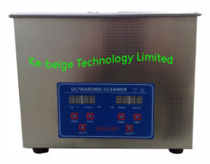 3L 120W Bench Top Ultrasonic Cleaning Machine Digital Ultrasonic Cleaner pictures & photos
