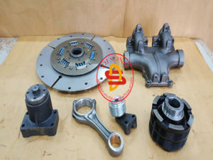 Contrustion Spare Parts Damper (207-01-71310) , Support Ass′y (6743-61-3550) and Connecting Rod (6743-31-3102) pictures & photos
