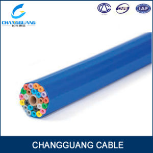 Thicker Jacktet Round 7/3.5mm 7 Way Bundle Pipe-Cable Duct, FTTH Fiber Duct Micro Cable
