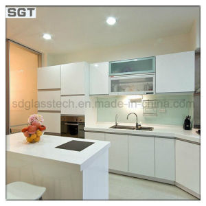 Ultra Clear/Low Iron Glass for Kitchen Backsplashes pictures & photos