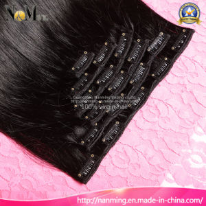 Guangzhou Suppliers Brazilian Hair Human Hair Extension (QB-CLI-ST) pictures & photos