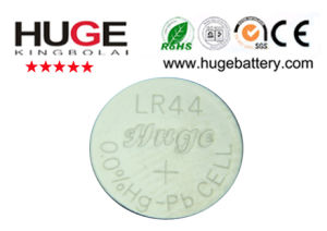 1.5V Non-Charge AG13 Alkaline Button Cell Battery pictures & photos