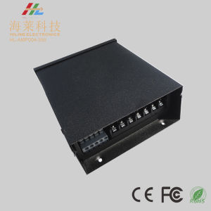 12-48VDC 350mA*4channels Metal Rainproof Constant Current LED PWM Power Repeater Amplifier Driver pictures & photos