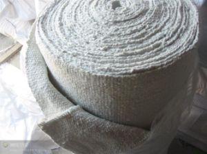 High Heat Alumina-Silicate Ceramic Fibre Cloth