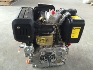 10HP Kama Typa Air Cooled Diesel Engine 186f pictures & photos