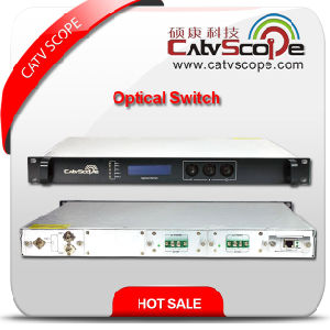 2X1 High Performance Fiber Optical Switch