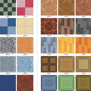 New Desing of PVC Flooring with PVC Vinyl Flooring and PVC Sponge Flooring pictures & photos