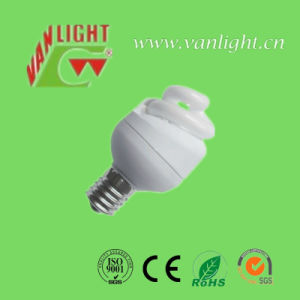 Compact T2 Full Spiral 3W CFL, Energy Saving Light