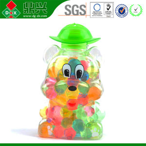Hot Selling Purifying Scented Beads Gel Air Frehener Container