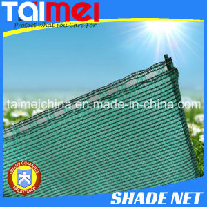 Green Sun Shade Netting (Shade Rate 30%~95%) pictures & photos