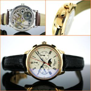 2016 Popular Stainless Steel Watch From Windows Watch Manufacturer
