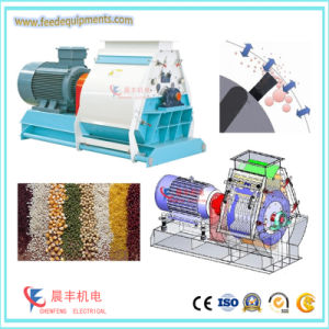 Chen Feng High Output Grinding Machine for Feed Pellet Set pictures & photos