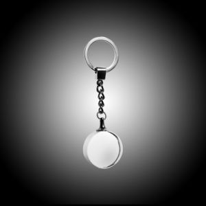 Circle Crystal Keychain (#962-C1230) pictures & photos