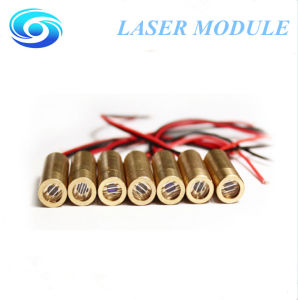 Low Cost Mini 650nm 5MW DOT Laser Module for Positioning pictures & photos