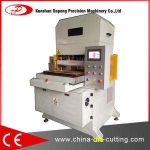 Double Face Adhesive Tape Hydraulic Die Cutting Machine (DP-650P) pictures & photos
