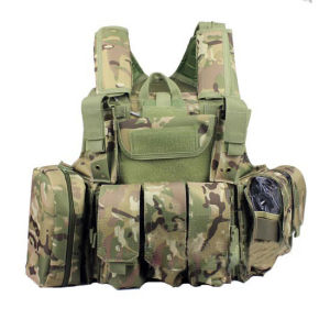Anbison-Sports Molle Combat Strike Plate Carrier Ciras Vest pictures & photos