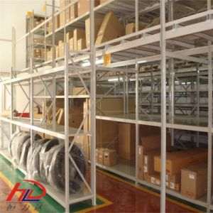 Automotive Fittings Shelf Warehouse Rack for 4s Store