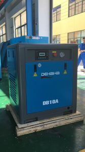 7.5 KW Screw Compressor (Belt Driven)