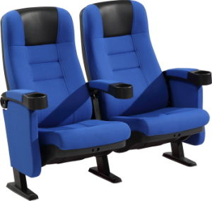Factory Sale Theater Seating Cinema Chair With Cup Holder
