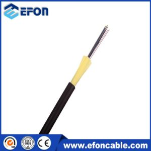 TPU Jacket Kevlar Yarn Armor 2 Core Micro Drop Fiber Optic Cable with Drums Self Turn pictures & photos