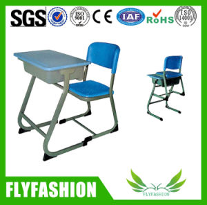 Cheap School Student Study Desk with Chair (SF-44S) pictures & photos