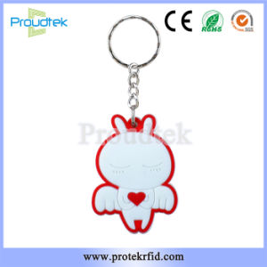 picture regarding Printable Number Tags known as RFID PVC Tag Printable with Business Emblem and Identification Range for Arrive at Manage
